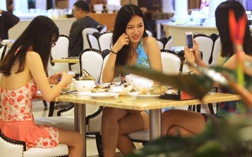 长沙比基尼餐厅_长沙水货餐厅_主题餐厅