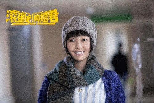 电影的原型——熊顿,本名项瑶,1982年出生,是一个可爱的